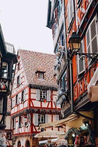 Decouvrir Les Marches De Noel En Alsace Strasbourg Et Colmar Visiter Colmar Alsace Noel En Alsace