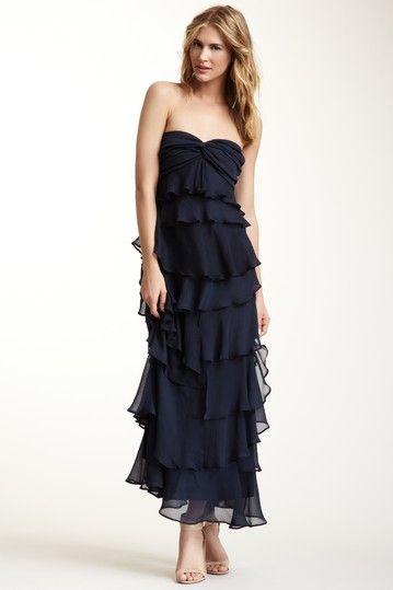 Ollie Strapless Dress