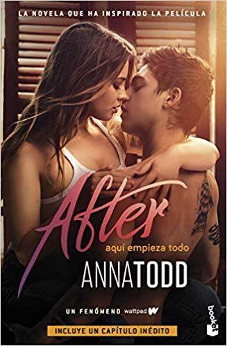 After 1 Anna Todd Pdf Novelas Romanticas Libros Libros De Romance Libros Gratis