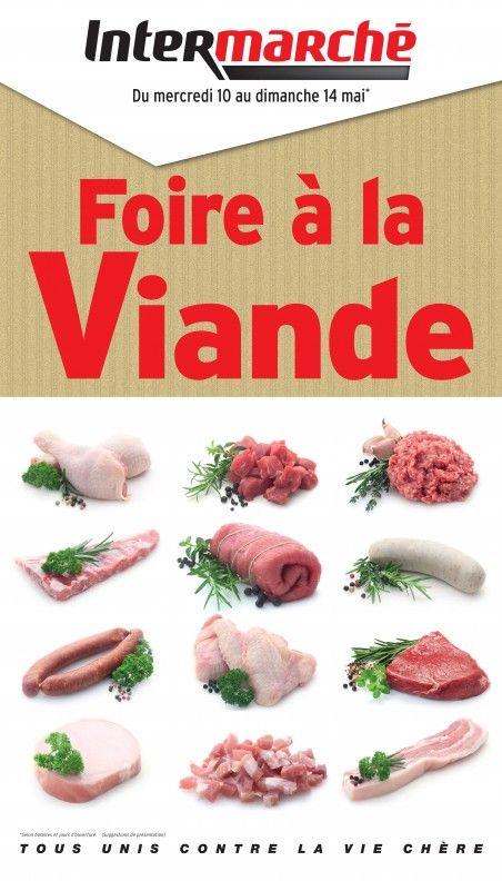 Telecharger Le Dernier Catalogue Intermarche Foire A La Viande