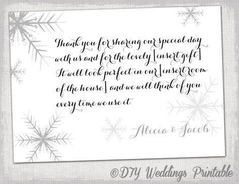 Wedding Thank You Note Sample Wedding Ideas – Thank You Cards Wedding Template