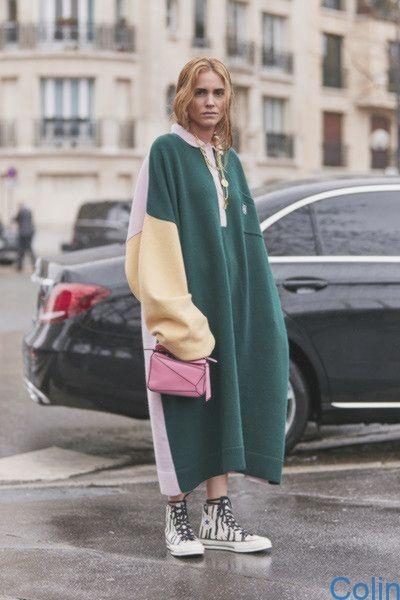 Paris Fashion Week Herbst 2019 Teilnehmer Bilder Street Mode Paris Mode Mode Inspiration