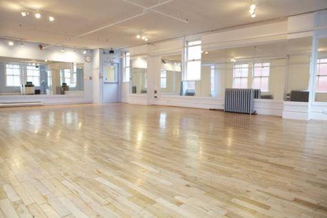 most beautiful dance studio i've ever seen