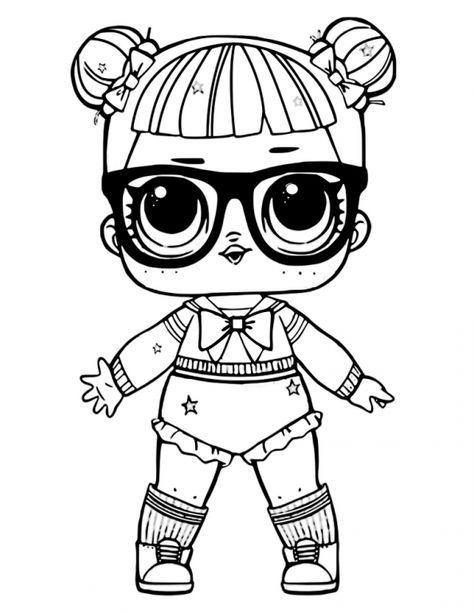 Teachers Pet Lol Dolls Coloring Page Printable Lol Dolls Unicorn Coloring Pages Cool Coloring Pages