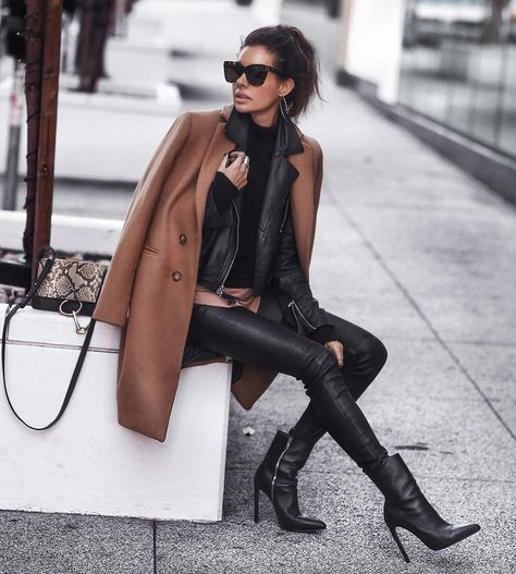 Take your style to another level with these 40 winter outfits