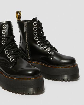 dr martens womens platform boots