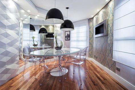 Apartamento Chacara Klabin Sp Por Amanda Pinheiro Design De Interiores Moderno Interiores Ideias De Design E Design