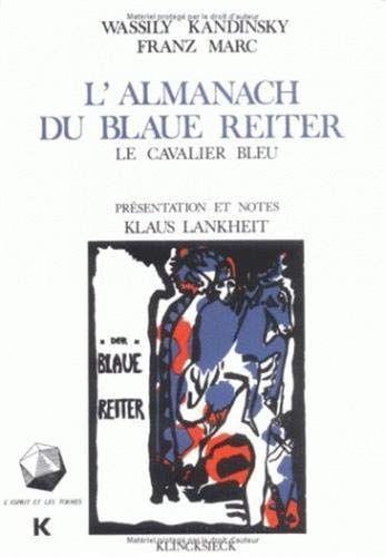 Telecharger L Almanach Du Blaue Reiter Le Cavalier Bleu Pdf Par Wassily Kandinsky Franz Marc Telecharger Votre Fichier Ebook Maintenant