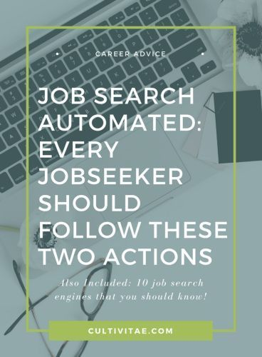 Job Search Search Engines Automated Searching Job Hunting
