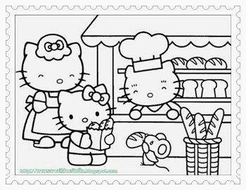 ภาพระบายส ค ตต ช ดท 1 ภาพระบายส สำหร บเด ก ระบายส ร ปการ ต น ฝ กห ดวาดภาพ Desenho Da Hello Kitty Hello Kitty Natal Desenhos Da Hello Kitty Para Colorir