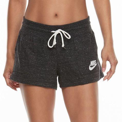 Women's Nike Classic Gym Vintage Shorts ($31) ❤ liked on