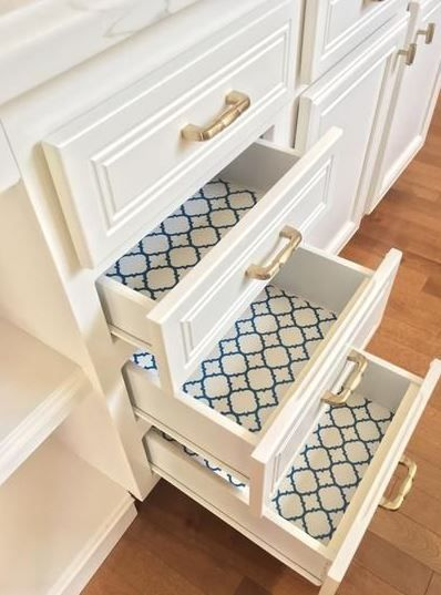 Kitchen Shelf Liner Ideas In 2019