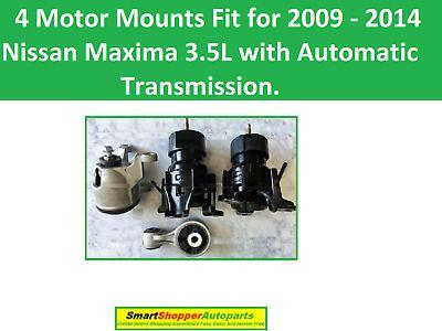 Mount Set 3PCs For 2004-2008 Acura TSX Base Sedan FWD Engine Motor /& Trans