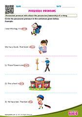 Free Printable Adverbs Worksheets for Pre-k & Kindergarten