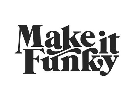 Typography Machen Sie es Funky Logo von Austin Long Gardening Tips On How To Buy Healthy, Thriving H Font Design, Type Design, Graphic Design Typography, Branding Design, Brand Identity Design, Design Letters, Typography Layout, Corporate Branding, Brochure Design