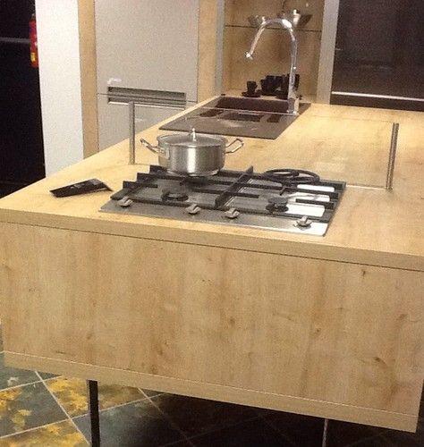 Ex Display German Hacker Systemat Kitchen Units Cupboards Worktop