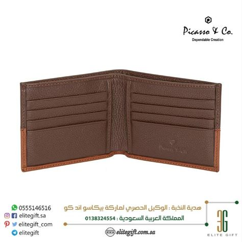 Picasso Wallet Wallet Leather Bifold
