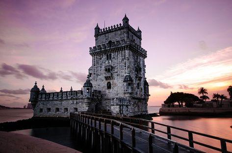 Venise Lisbonne La Normandie Pour Un Weekend En Amoureux Lisbonne Vacances Romantiques Et Vacances En Famille