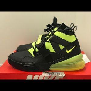 Nike Air Max 270 Force Utility Black