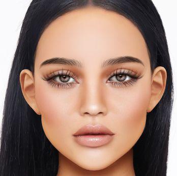 Second Life Marketplace Genus Maitreya Psd Skin Template Full Perm Raila Skin Skin Textures Hair Stores