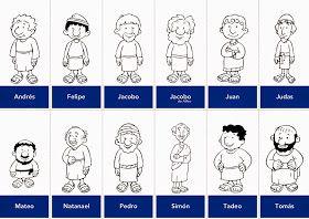 Hechos De Los Apostoles Com Imagens Biblia Para Criancas