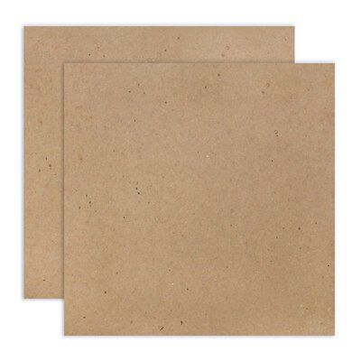 1x Heavy 12x12 Chipboard Sheets In 2020 Custom Photo Frames Craft Stash New Home Cards