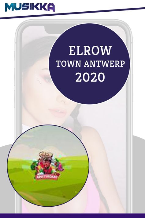 Elrow Town Antwerp 2020