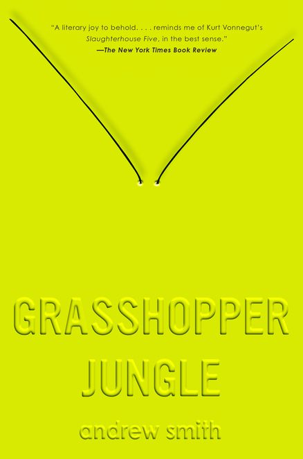 iBooks Best Young Adult Books of 2014   GRASSHOPPER JUNGLE by Andrew Smith