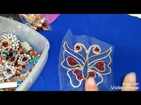 Farida Talibi ها هي طريقة الفراشة بالجيلاتين Youtube Art Accessories Make It Yourself Fashion Accessories