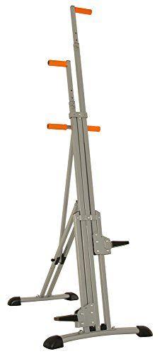 Mountain Fitnessgerät Home Vertical Climber Fitness Klettern bis 200KG Neu