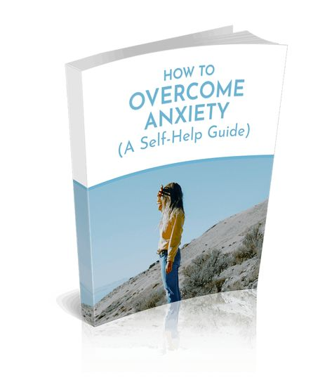 Overcoming Anxiety Premium PLR Package | Overcome Anxiety PLR Pack