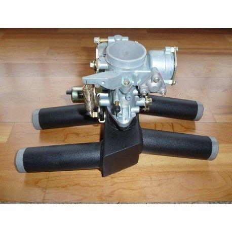 Honda Goldwing Gl1000 1100 Single Manifold With Carburetor Bike Intake Performance Goldwing Honda Carburetor