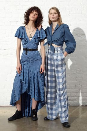Temperley London Resort 2019 Fashion Show Collection: See the complete Temperley London Resort 2019 collection. Look 9