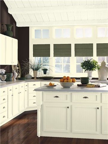 Saved Color Selections Benjamin Moore Kitchen Inspirations White Kitchen Paint Colors Kitchen Cabinet Colors
