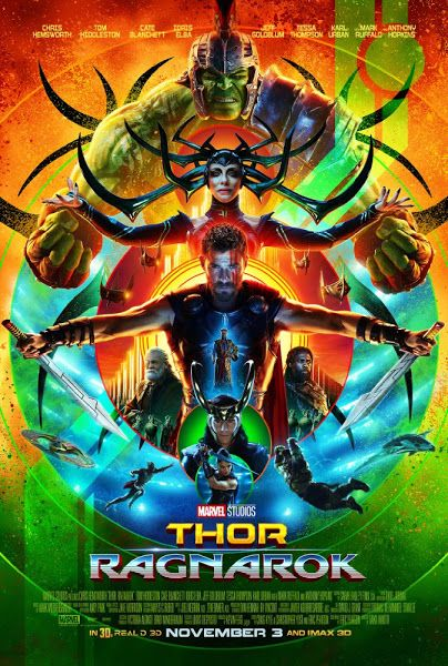 Thor Ragnarok 2017 Dual Audio Hindi Cleaned 720p Hdrip Esubs