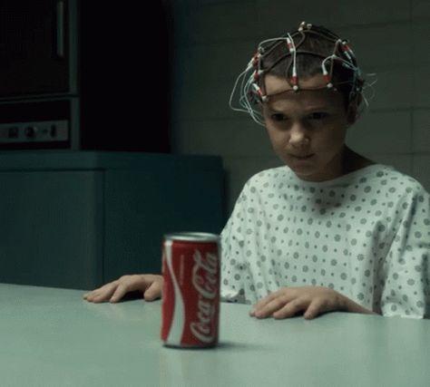 Stranger Things El GIF - StrangerThings El Eleven - Descubre & Comparte GIFs