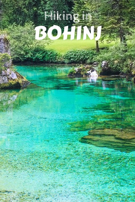 The beautiful Bohinj in Slovenia  #slovenia #bohinj #travel