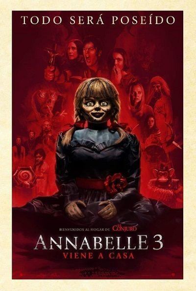 Ver Annabelle 3 Vuelve A Casa Online Gratis En Hd Latino Peliculas De Terror Peliculas Completas Peliculas Completas En Castellano