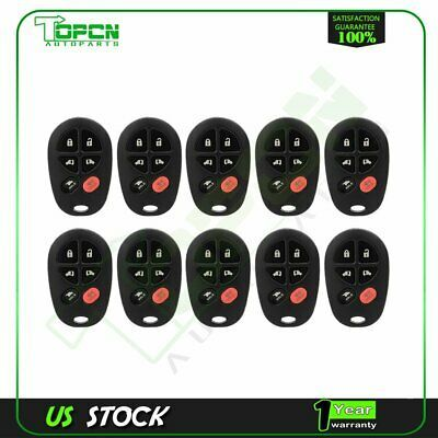 Keyless Entry Remote Control Car Key Fob Replacement for GQ43VT20T