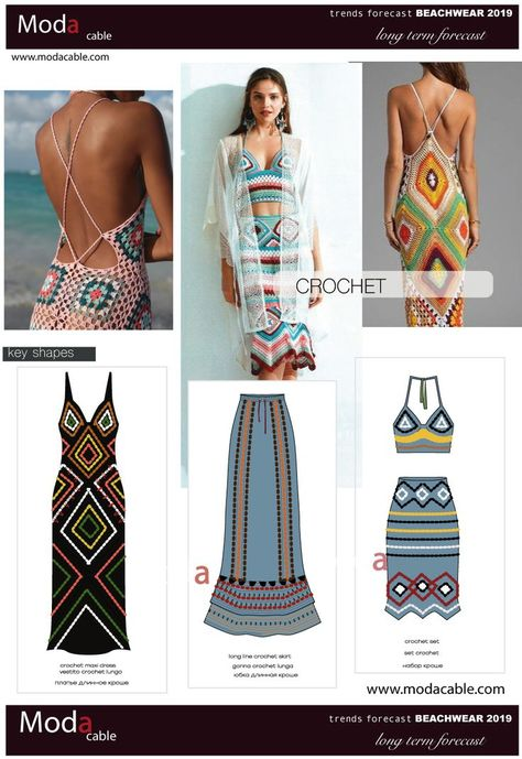 beachwear trends SS 2019 only on Modacable.com....follow us for more...