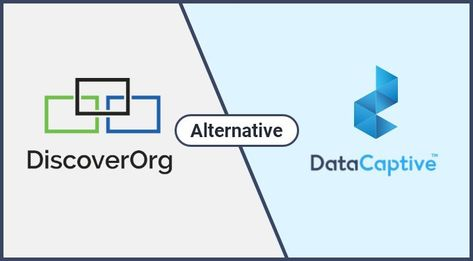 DiscoverOrg alternative – DataCaptive
