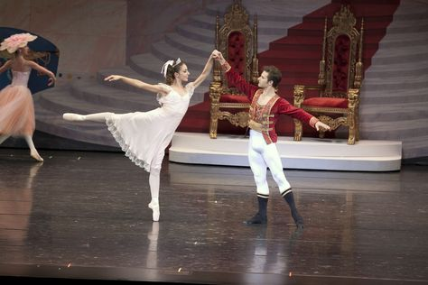 2013 Nutcracker #LincolnMidwestBalletCompany #PaigeThompson #AndrewTaft #BalletIdaho #PurpleSkyProductions