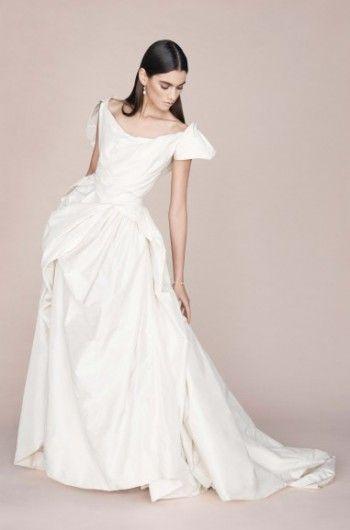 Vestiti Da Sposa Vivienne Westwood.Abiti Da Sposa Vivienne Westwood 2014 Bianco Abiti Da Sposa Non