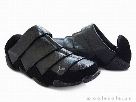 mens puma mummy high shoes