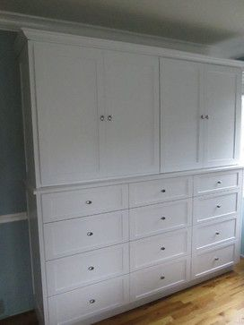 This Is What I Am Talking About Built In Dressers For