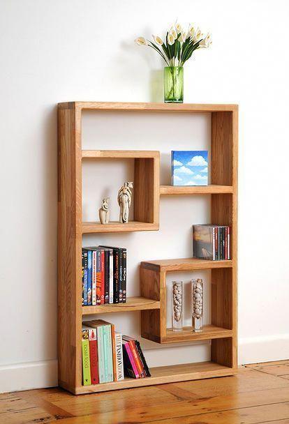 Diy Unique Cheap Bookshelves In 2020 Bookshelves Diy Bookcase Diy Diy Bookshelf Design