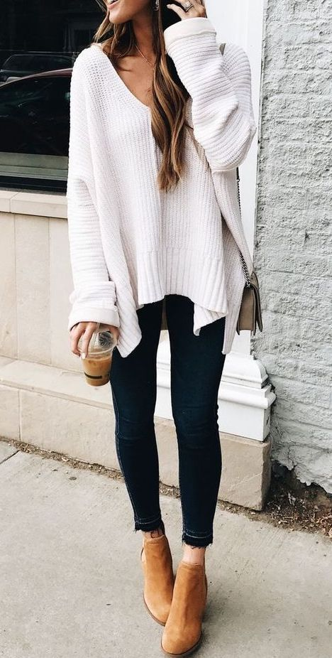 Winter Fashion Trends In 2020 Casual Winter Outfits Church Outfit Casual Clothes For Women