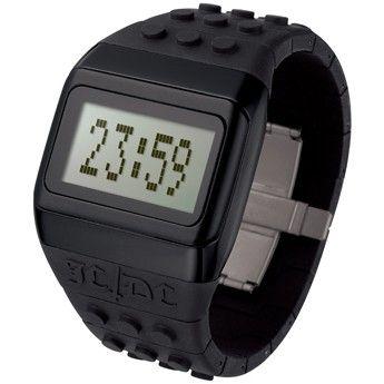 4bef438742b3 Reloj Lego Negro