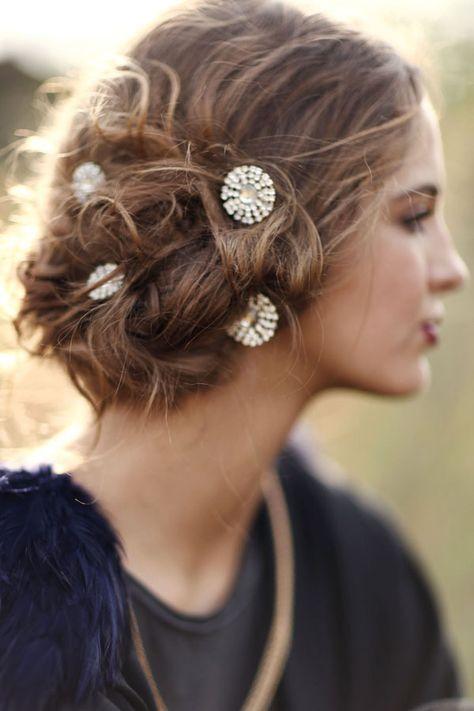 style | romantic updo