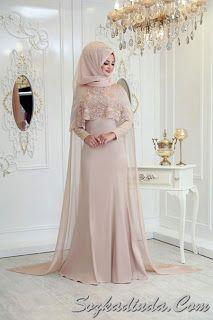 2018 En Guzel Kapali Tesettur Nisanlik Modelleri The Dress Nedime Giysileri Balo Elbiseleri